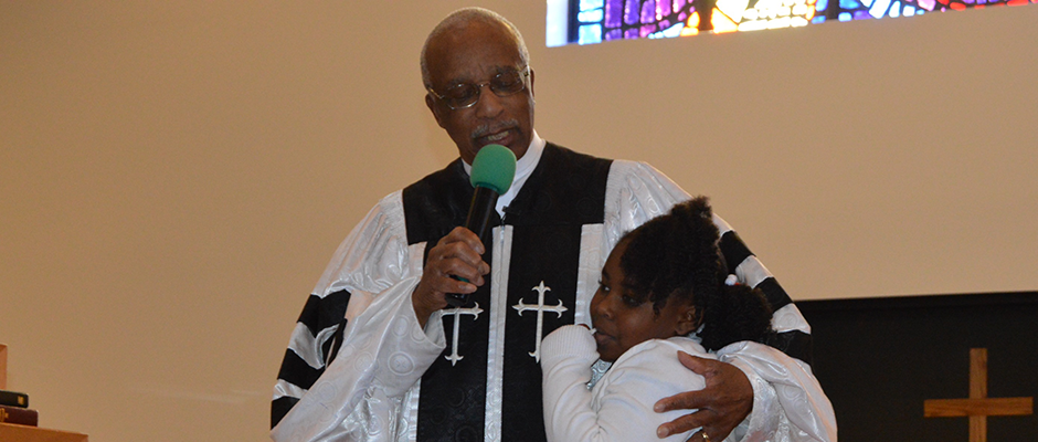 Rev. Graham and Child HP – 1