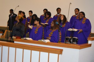 Souls of Joy - Choir Pic